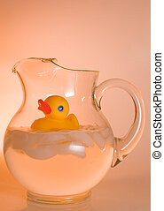 Pitcher of Duck