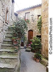 pitigliano, (tuscany, italy)