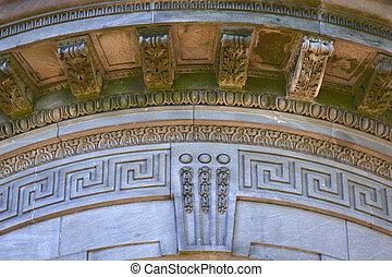 Historic Building Architectural Detail 2
