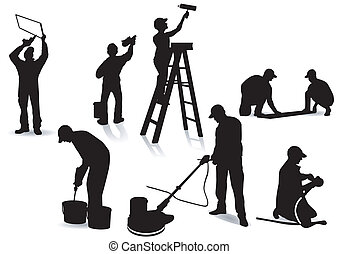 pittori, artigiani