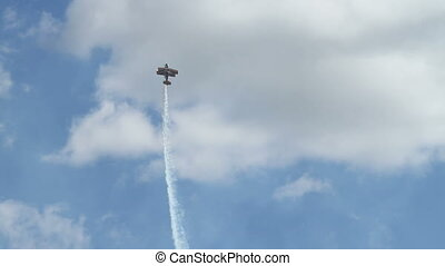 Pitts X2S Aerobatic Flying