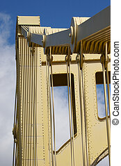 Pittsburgh Bridge Detail