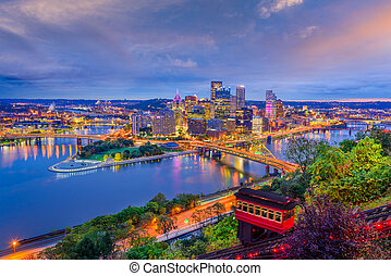 pittsburgh, pennsylvania, stati uniti