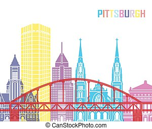 pittsburgh, v2, skyline, estouro