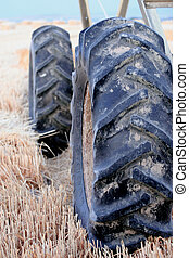 pivô, pneu