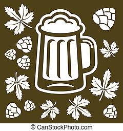 piwo, zaprojektujcie elementy