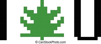 Dinosaur Diplodocus Pixel Art Arcade Game Cartoon A