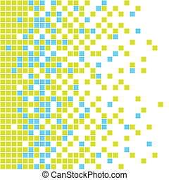 pixel, fond
