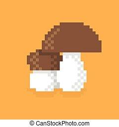 Pixel Mushroom