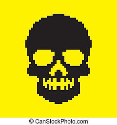 pixelated, cranio
