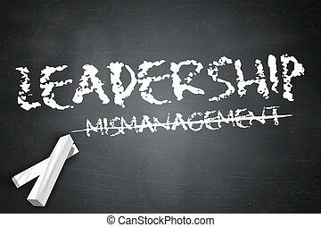 "pizarra, ""leadership"""