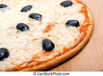 pizza, .closeup