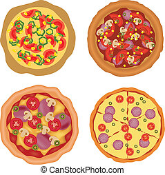 pizza collection