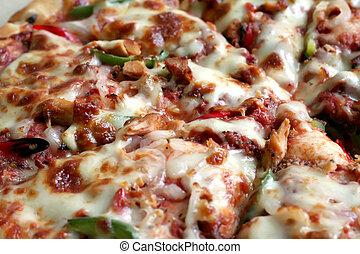 pizza entera