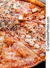 Pizza - four cheeses