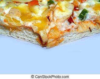 pizza, nourriture