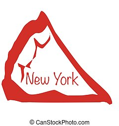Pizza Slice New York