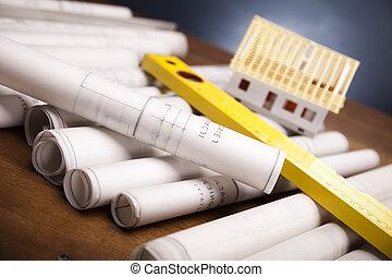 plánování, architektura