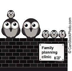 plánování, rodina