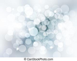 plíčky, vánoce