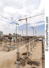 plaats., bouwsector