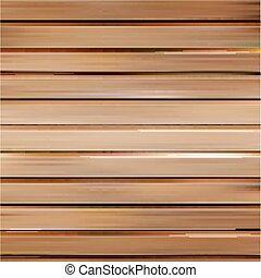 placas, ilustração, madeira, isolado, textura, seamless, realístico, vetorial, experiência., horizontais