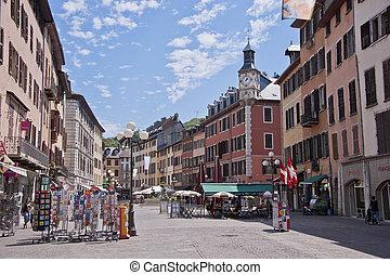 Place Saint Leger
