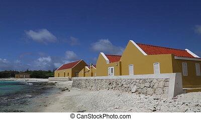 plage antilles, maison