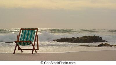 plage, canapé soleil