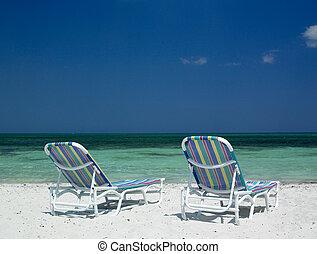 plage, cuba, lucia, santa, camaguey, province