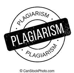 plagiat, tampon