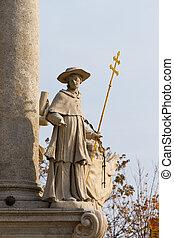 Plague Column, Bratislava, Slovakia