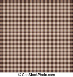 plaid brawn color vector, background vector