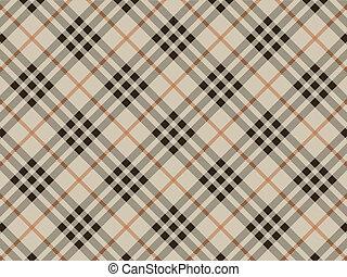 plaid pattern - Seamless plaidfabric pattern background....