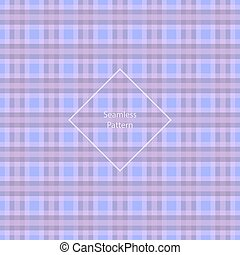 Plaid Seamless pattern