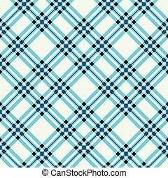 plaid stof, cream., pattern., seamless, textuur, checkered, black , tartan, print., ei, robin, blauwe