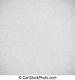 Plain White Fabric Texture