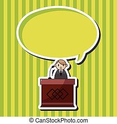 Plaintiff theme elements