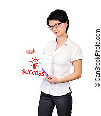 plakkaat, succes