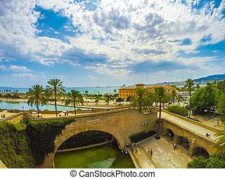 Plama de Mallorca beach