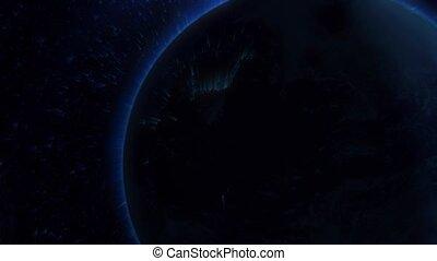 planète, astromomie, la terre