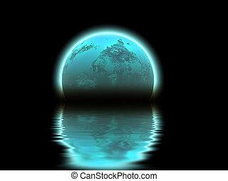 planète, fantasme
