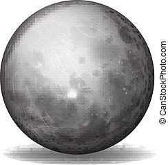 planète, mercure
