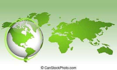 planète, notre, avenir, vert