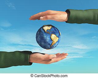planète, protéger