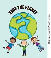 planète, sauver