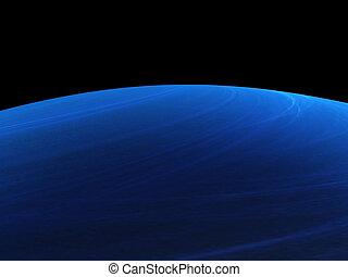 planète, surface