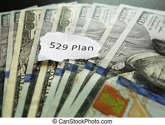 plan épargne, 529, collège