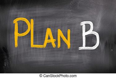plan, b, concepto