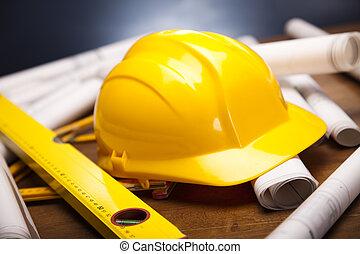 plan de arquitectura, y, herramientas
